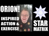 Orion! Inspired Action & Exercise - A Star Memory by Silvia Hartmann